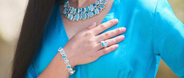 designer handmade gemstone jewellery